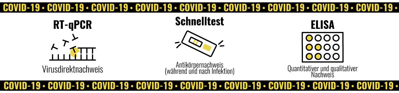 COVID-19 diagnostische Produkte