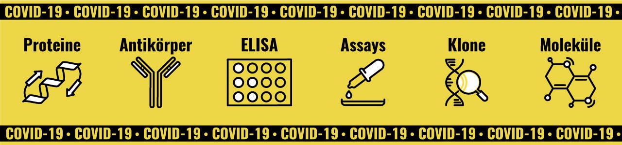 COVID-19 Produkte