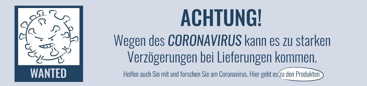 Coronavirus - delivery